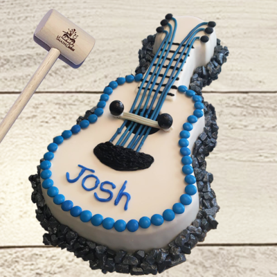 Guitar SmashCake