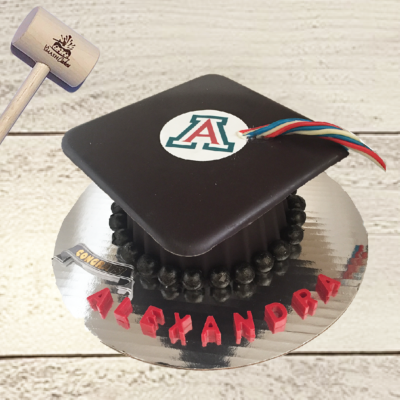 Personalised Graduation Cap