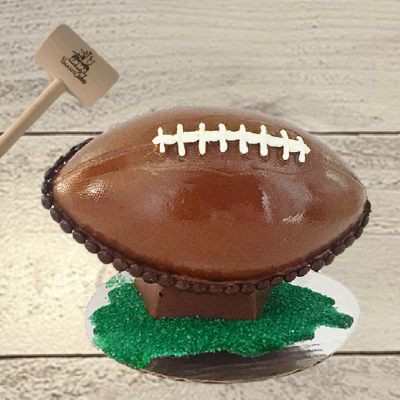 Football SmashCake