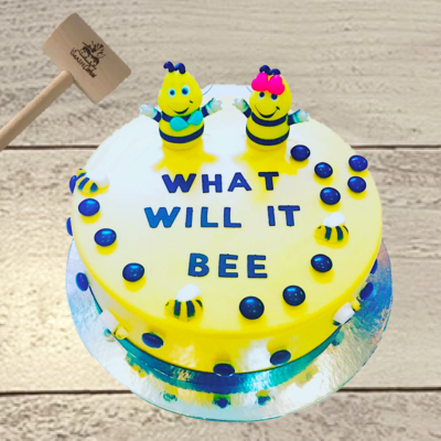 What Will It Bee SmashCake